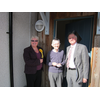 Sir Malcolm Bruce campaigning in Mintlaw with Anne Simpson May 2012